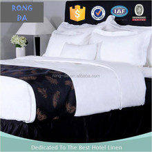 Polycotton hotel cotton sheets luxury bed down bedding set