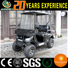 4 person golf cart used golf cart rear seat with off road tyre