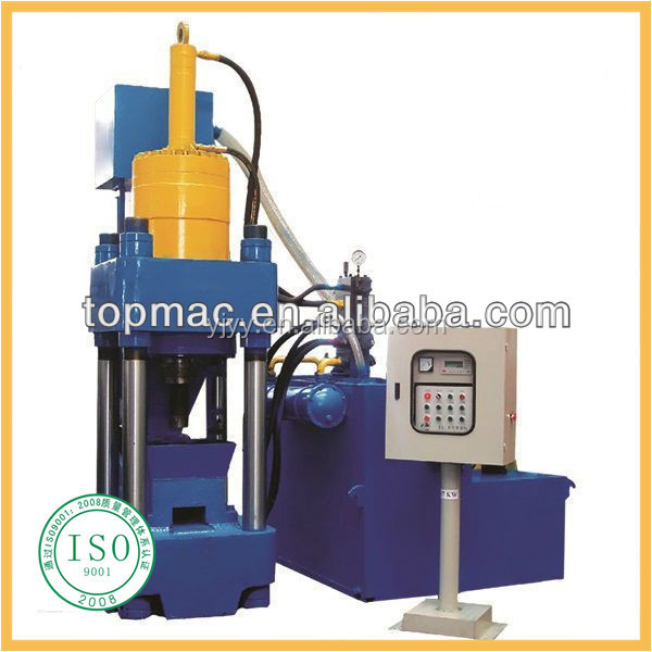 cheap hydraulic briquetting machine