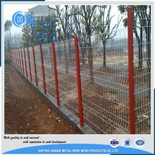 China Manufacturer cable garden welded wire mesh fence