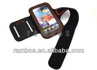 Keys Holder Soft Fashion Armband Bag Case Running Protective Armband for Samsung Galaxy S3 i9300