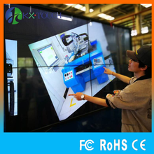 46'' IR interactive touch video wall multi touch screen frame monitor