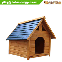 Wooden Prefab Dog House, Heated Dog House/Kennel