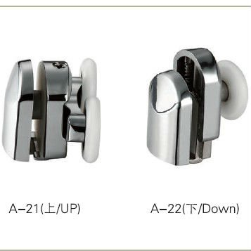 the good quality sliding shower rollers pulley