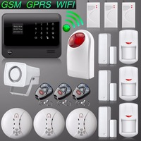 Cheap WiFi GSM G90B Alarm For