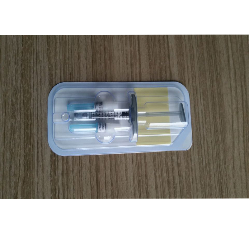 injection grade/2ml syringe dermal filler hyaluronic acid