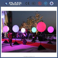 2014 Popular party ball light, outdoor ball light with tripod , RC LED wedding decoration light ball for ceremony