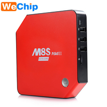 2017 Hot selling tocomfree tv box better than m8s plus II android 6.0 for worldwide Hot selling in Alibaba