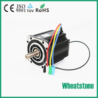 High power dc motor 48v 4kw for electric vehicle