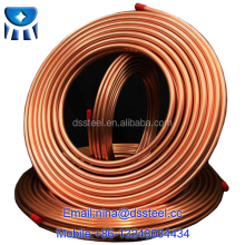 stainless steel coil tube and copper tube coil copper fin tube coil