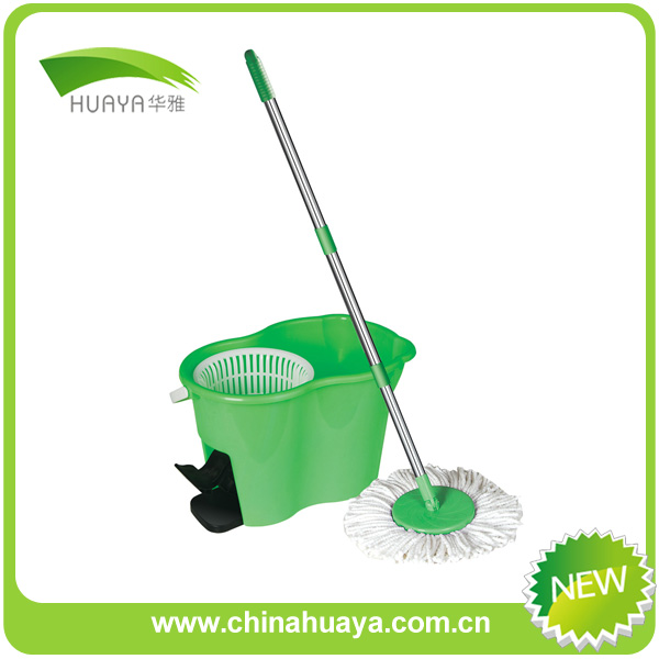 buy from china online spin mop with big bucket