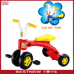 Kids folding tricycle baby cheap tricycle