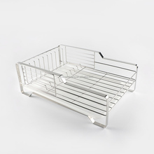 Unique house customize kitchen metal wire dish rack