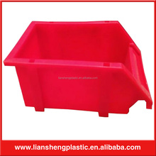 Plastic storage boxes for warehouse spare parts Screws Bolts Nuts Nails Fasteners Tool