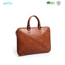 polo ladies leather laptop brifecase business bag for women