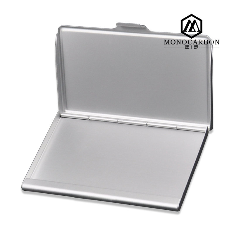 Wholesale Price Handmade Folding Gift Card Holder,For Desktop NameCard Case Steel