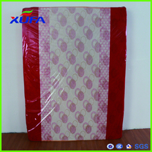 Special building roller hot sales good softness rubberized coir mattress