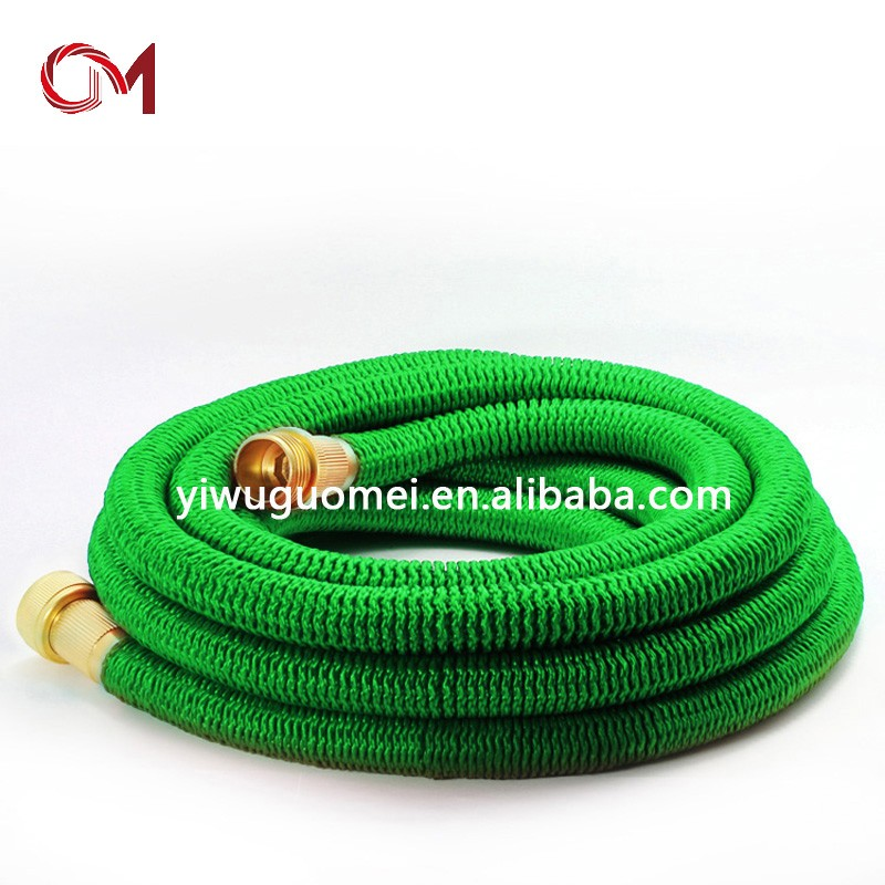 Flexible garden hose deluxe 25 50 75 100 ft expandable for Gardening tools pakistan