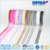 OEM custom 100% polyester wholesale colorful organza fringe ribbon