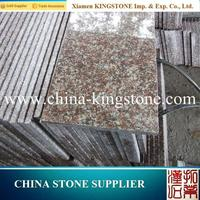 Low price g687 granite tiles and stairs in stock