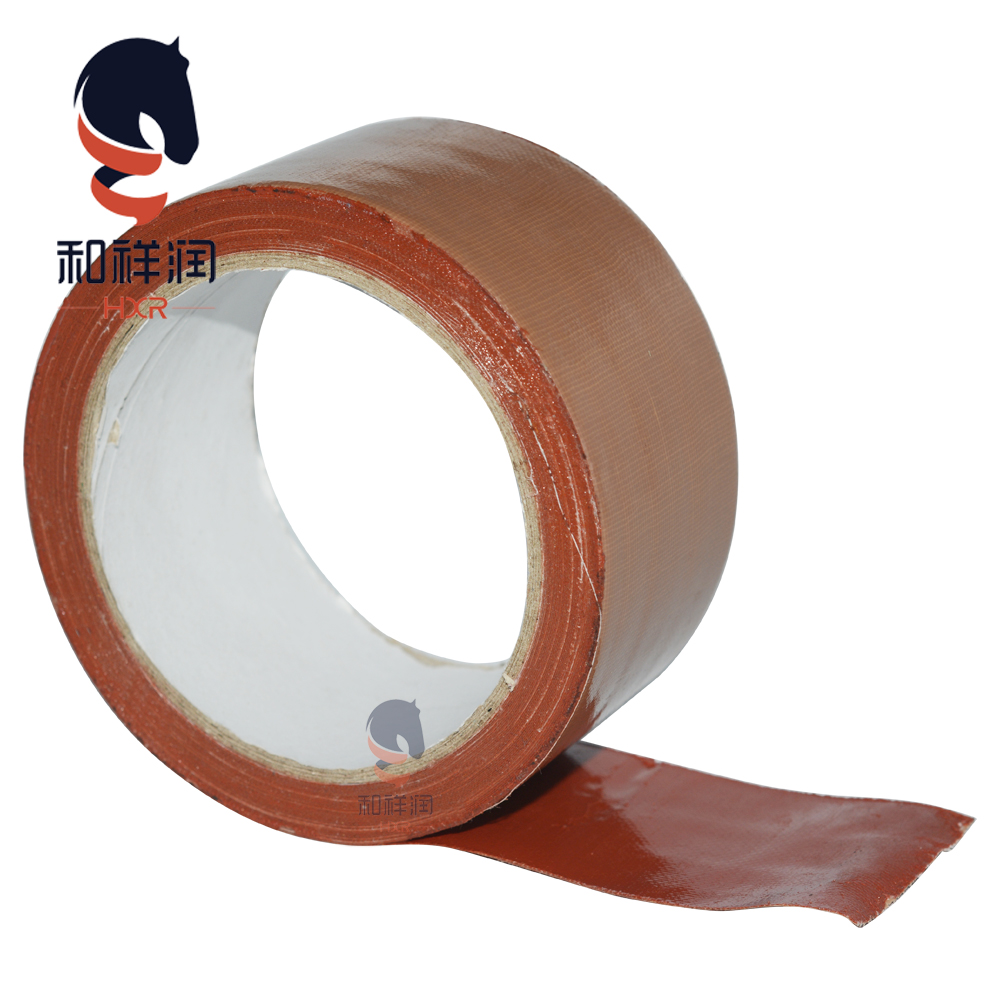Wholesale Package Adhesive Duck Cloth Tape with rubber/hotmelt glue