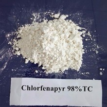 Free sample ! Agriculture products insecticide Chlorfenapyr 98%TC,cas 122453-73-0