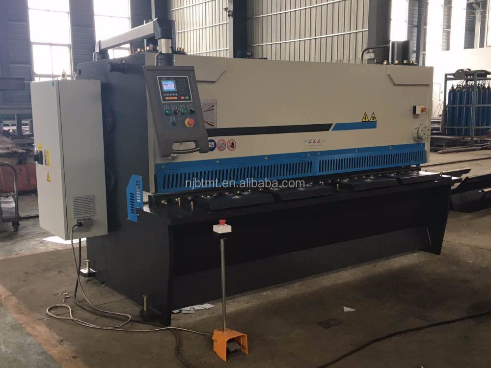 Bito Brand 6*2500 Hydraulic guillotine machine for sale