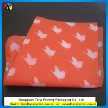 factory price gift wrap color tissue paper for packing