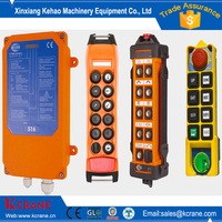 Mobile Small Lifting Equipment Industrial Remote Control, Action for Up down left right