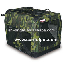 NEW!!! Camouflage Pet Collapsable Cage