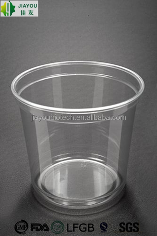 High transparent 32oz 117mm PET fried chicken containers with lids