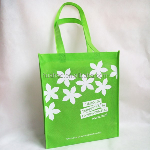 eco friendly china shopping non woven bag