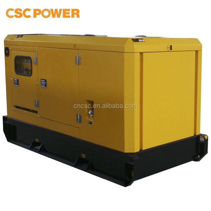 Super silent power used cum from usa marine generator set
