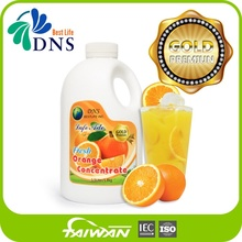 DNS BestLife best quality drink flavor orange cereal of orangic juice concentrate