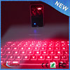 Best price Pass Ce ROhs FCC Laser Virtual smartphone tablet pc wireless keyboard mouse