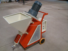 Wuhan Squirrel, cement, putty, lime, gypsum plaster spraying machine SP30