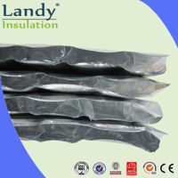 Reflective Silver Pipe Insulation materials Cladding