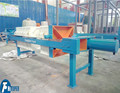 PP plate filter press wastewater small with best price