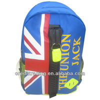 Wholesale Teenagers Canvas School Bag for boys