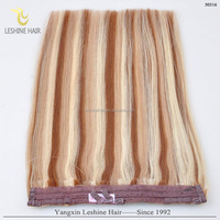 Hot China Products Wholesale Hot Selling All Express Brazilian Human Halo Remy Hair