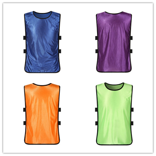 Byval High Quality Kids Soccer Basketball Training Blank Vest