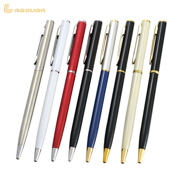 Custom logo rotate type advertising promotional plastic ballpoint <strong>pen</strong>