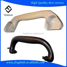 long plastic handles luggage plastic parts cases carrying pull parts