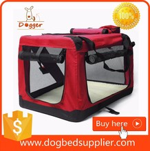 Collapsible Dog Carrier, Collapsible Pet Carrier for Dog