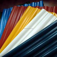 Galvanized Color Corrugated Steel Sheets GI