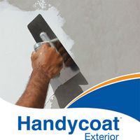 Terraco Handycoat Exterior - READY-MIXED FILLER FOR EXTERIOR USE
