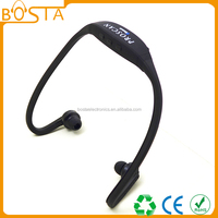 2015 Funny fancy cool fashion popular mp3 player sports bluetooth headphone