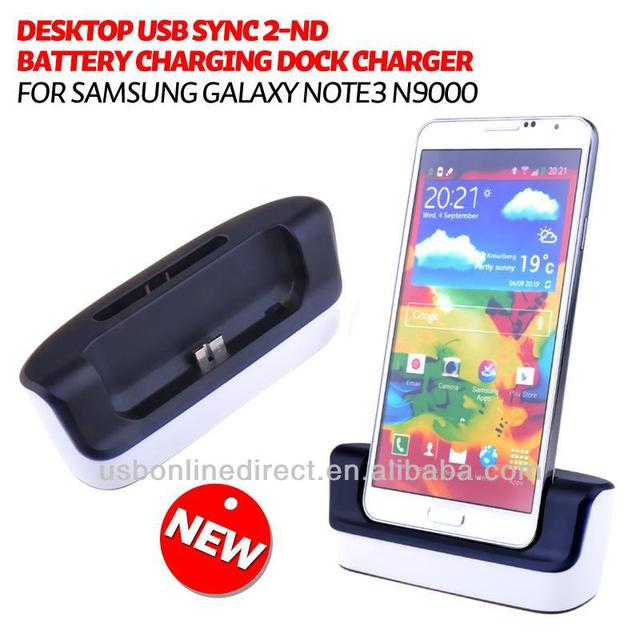 For samsung galaxy note battery charger dock usb dock charger for samsung galaxy,USB Desktop Sync Cradle Dock battery charger