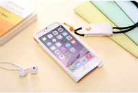 Cell Phone Case Accessory Stand PU Leather Strong Protector Mobile Phone Cover Pouch for Samsung Galaxy s3 s5