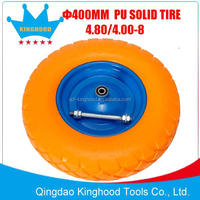 Wheel barrow Tire Pneumatic and Solid tire